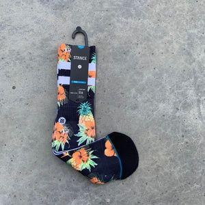 NEW with Tags Stance Pineapple Socks